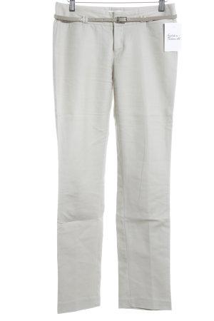 Calvin Klein Kaki broek beige zakelijke stijl
