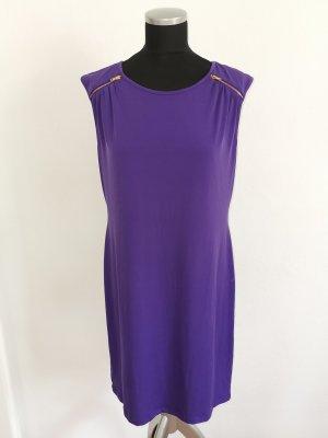 Calvin Klein Cocktail Dress lilac polyester