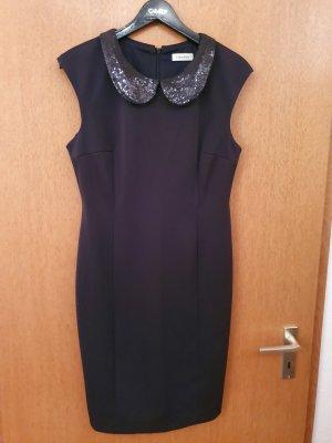 CALVIN KLEIN Kleid Gr. 38 NEU mit Pailletten