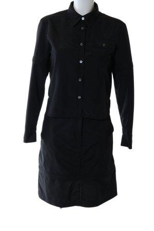 Calvin Klein Kostüm schwarz Casual-Look
