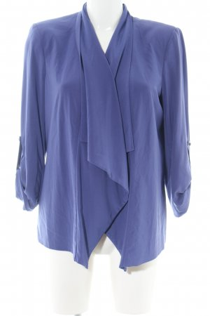 Calvin Klein Kurz-Blazer blau Casual-Look