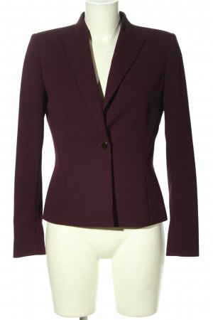 Calvin Klein Kurz-Blazer rot Business-Look