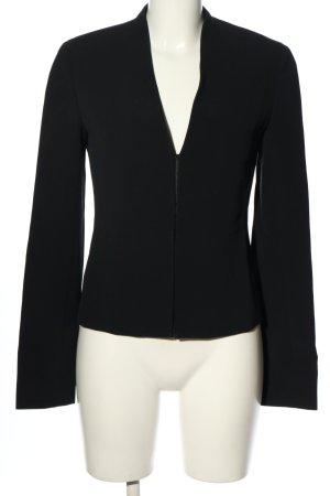 Calvin Klein Korte blazer zwart zakelijke stijl