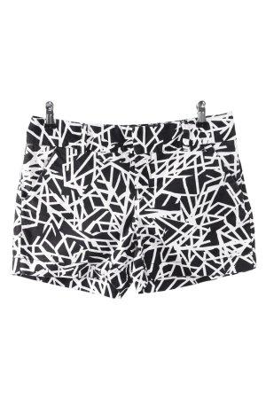 Calvin Klein kurze Shorts in Schwarz/Weiß Gr. 2/36 Wie neu