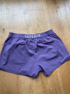 Calvin Klein kurze Sporthose neu