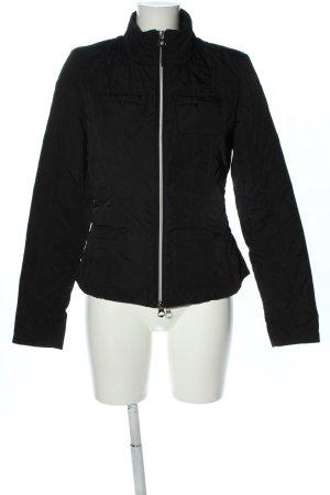 Calvin Klein Kurzjacke schwarz Casual-Look