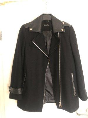 Calvin Klein Manteau court noir