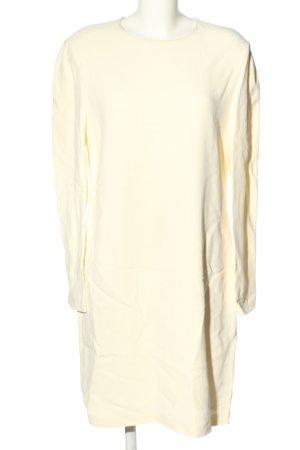 Calvin Klein Langarmkleid creme Casual-Look