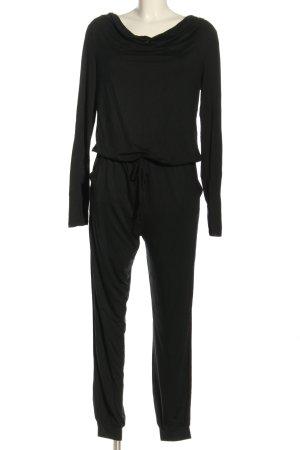 Calvin Klein Langer Jumpsuit czarny W stylu casual