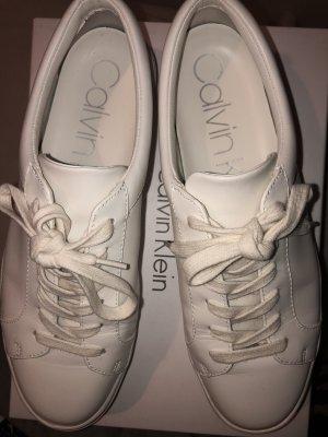 Calvin Klein Leder Sneaker