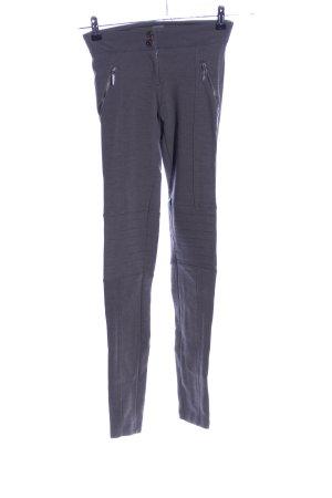 Calvin Klein Leggings hellgrau Casual-Look