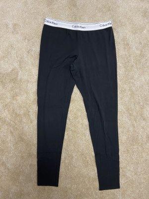 Calvin Klein Legging zwart-wit