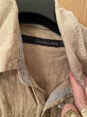 Calvin klein leinen Bluse gr S 36 neuwertig np 120€