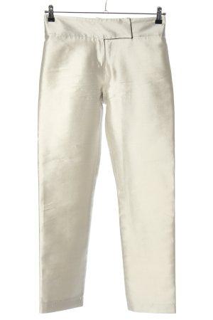 Calvin Klein Linen Pants gold-colored elegant