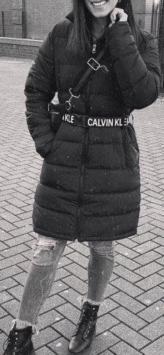 Calvin Klein Piumino lungo nero