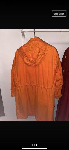 Calvin Klein Manteau oversized orange
