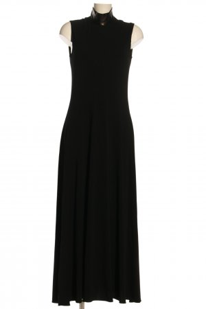 Calvin Klein Maxi Dress black elegant