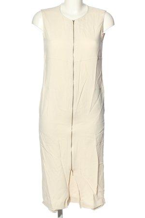 Calvin Klein Midikleid creme Casual-Look