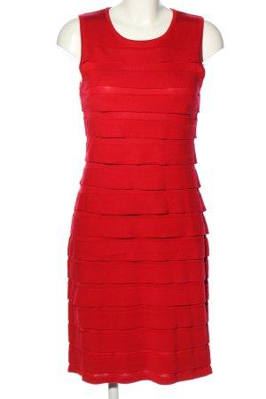 Calvin Klein Midi-jurk rood casual uitstraling