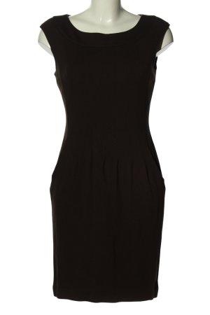 Calvin Klein Robe mi-longue noir style décontracté