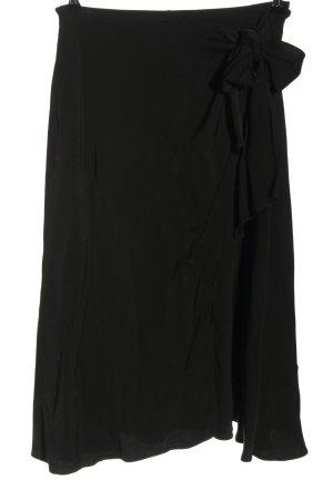Calvin Klein Midi-rok zwart casual uitstraling