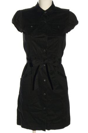 Calvin Klein Mini-jurk zwart zakelijke stijl