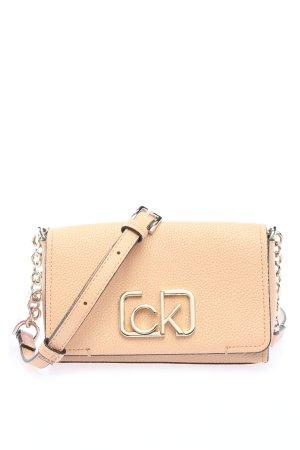 Calvin Klein Minitasche creme Business-Look