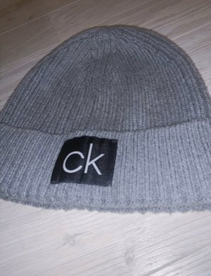 Calvin Klein Beanie grijs