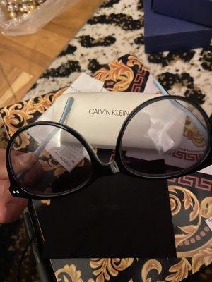 Calvin klein neue cat eyes Sonnenbrille neu mit Etikett Np 150€