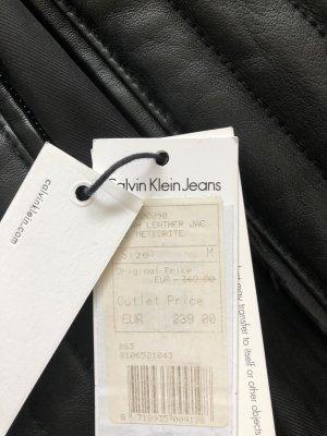 Calvin Klein Norah Leather Jacke