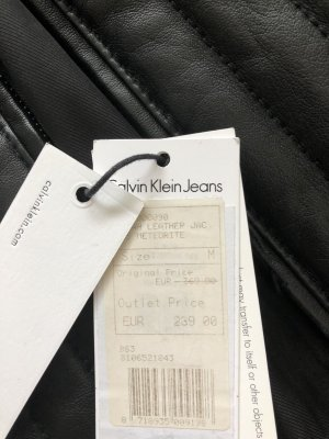 Calvin Klein Norah Leather Jacke