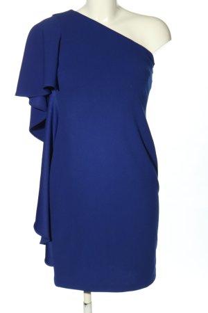 Calvin Klein Robe asymétrique bleu élégant