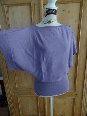 Calvin Klein Pull kimono mauve coton