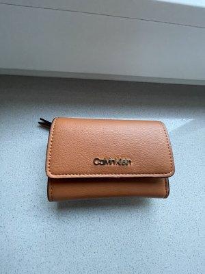 calvin klein portemonnaie neu