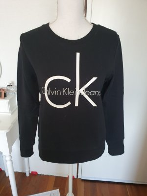 Calvin Klein Knitted Sweater black