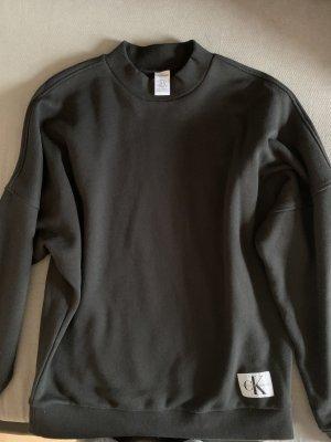 Calvin Klein Oversized Sweater black