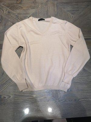 Calvin Klein Pull en laine beige clair