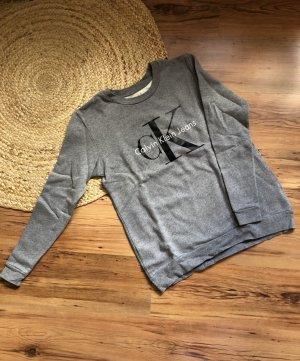 Calvin Klein Pullover grau Größe M