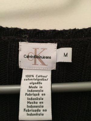 Calvin Klein Pullover klassisch Baumwolle