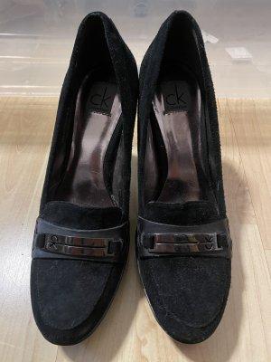 Calvin Klein Classic Court Shoe black