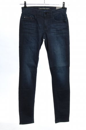Calvin Klein Tube jeans blauw casual uitstraling