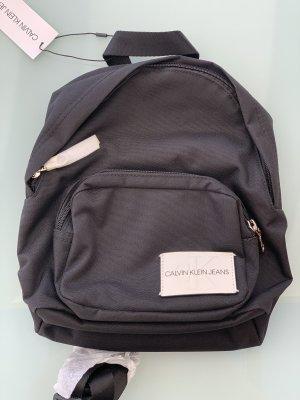 Calvin Klein Jeans School Backpack black