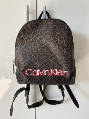 Calvin Klein School Backpack multicolored