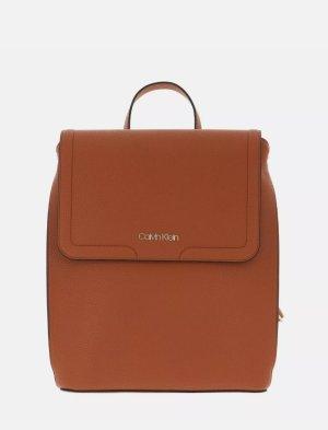 Calvin Klein Daypack cognac-coloured