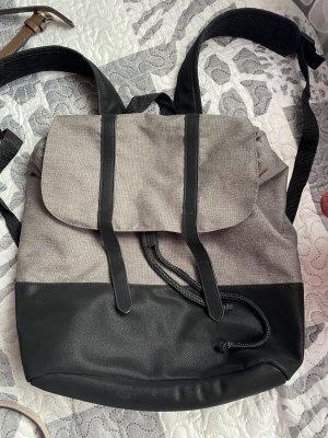 Calvin Klein Sac à dos pour ordinateur portable gris brun-noir
