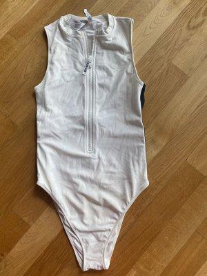 Calvin Klein Swimsuit white-black