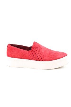 Calvin Klein Slip-on Shoes pink elegant