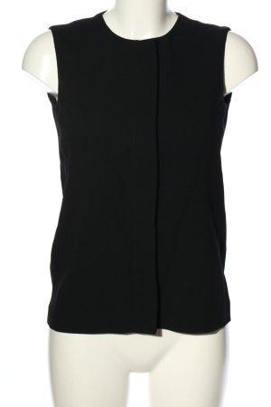 Calvin Klein Schlupf-Bluse schwarz Casual-Look