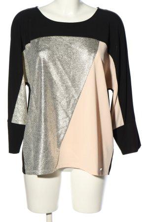 Calvin Klein Schlupf-Bluse mehrfarbig Casual-Look