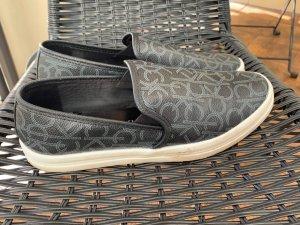 Calvin Klein Sailing Shoes black